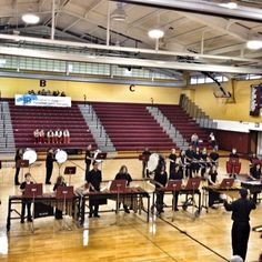 Whitehall MS and HS Percussion