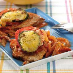 Überbackene Schnitzel Rezepte | Weight Watchers