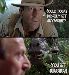 You bet your jurassican