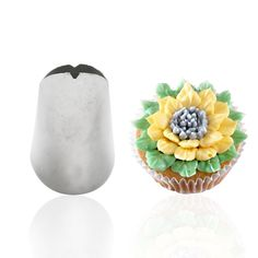 Leaf Decorating Tip Icing Piping Nozzles Cake Sugarcraft Fondant Pastry Tool