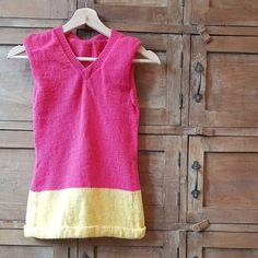 ... st es geworden, wenn auch nicht von Anfang an so geplant. 😜 Mit diesen Farben kann der Sommer nur gut werden  #strickenentspannt #strickenistmeinyoga #strickliebe #strickenisttoll #stricken #strickenmachtsüchtig #strickenmachtglücklich #strickwahn #Strickanleitung #knittingaddict #knitted #knitterlicious #knitting_inspiration #yarnlove #handgestrickt #knittersofpinterest #knitspiration #strickenfürkinder #strickkleid