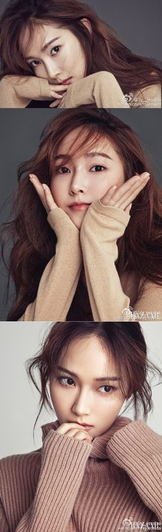 Jessica shares lovely shots from her 'Harper's Bazaar' shoot | allkpop.com