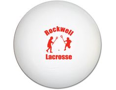 Champion Sports Official Larosse Balls, meet all NFHS- and NCAA-approved specs.  Makes an unique Party Favors or Invitations for Birthday Parties, Weddings, Reunions, Baby Showers, Sweet Sixteen, Bar Mitzvah & Bat Mitzvah. Great promotional item for any lacrosse event (leagues, high school and college), Reunions, Promotion Give-a-ways, Trade Shows, and Fund Raisers.  Promote your team with custom imprinted White Official Lacrosse Balls and let the games begin! - MiniSportsBalls.com
