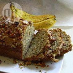Pain banane-érable @ qc.allrecipes.ca