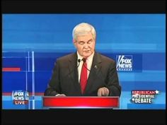 Last night wasn't the first time Newt Gingrich took Megyn Kelly to school. Remember this?   Conservative News Today