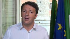 """Il presidente del Consiglio, dopo il video indirizzato al sindacato, si rivolge al popolo del Partito democratico: """"Siamo qui per cambiare l'Italia. Non"""