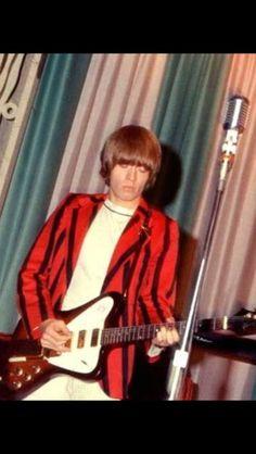 Brian on stage Atlantic City NJ 1965