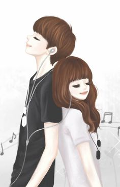 109 Best Enakei Couple Images Couple Illustration Cute Couples