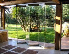 Encontrar la puerta de vidrio adecuada para su Patio