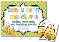 Candy Corn Match Up!