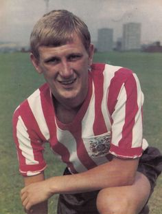July Sheffield United right back Len Badger, pictured near Bramhall Lane. Sheffield United Fc, Laws Of The Game, Association Football, Most Popular Sports, Best Football Team, Badger, Kids And Parenting, Fifa, World Cup