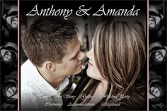 Anthony & Amanda Wedding Website  http://www.clouiscreative.com