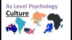 As Psychology - Culture A Level Revision, Psychology A Level, Culture