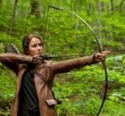 Interview with actress Jennifer Lawrence, on the upcoming Hunger Games movie.