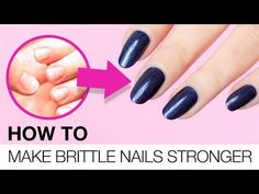 Brittle nails NO MORE! Watch this video to find out how to make weak and brittle nails strong and healthy in just 4 easy steps. I explain what causes brittle nails, provide recommendations for brittle nails treatments and present a nail care routine that will have your nails stronger and healthier within 2-4 weeks