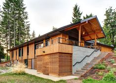Pumpkin Ridge Passive House consumes 90% less heating energy than a conventional house Pumpkin Ridge Passive House by Scott Edwards Architecture – Inhabitat - Sustainable Design Innovation, Eco Architecture, Green Building