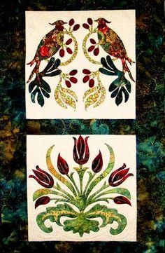 William Morris 'Friends' made by GinnyMcVickar (sold)