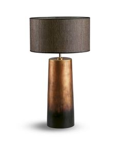Africa table lamp