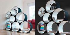 30 of the Most Creative Bookshelves Designs ~ DesignDaily Network