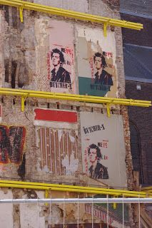 Street Art: Streetart Bruxelles - Recyclart (Gare de La Chapelle) et autres spots proches - 2012