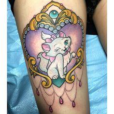 alexstrangler:  #Disney #Marie #Aristocats Thanks, Vanessa!