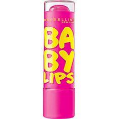 Maybelline Baby Lips Moisturizing Lip Balm Pink Punch $2.97 0004155426456