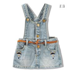 DENIM CLASSIC :: Factory sale ,Jean pants for girls New fashion bib jeans overalls / fashion girls jeans one piece free shipping-in Dresses from Apparel & Ac...