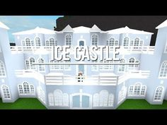 Two Story House Design, Small House Design, Roblox Roblox, Ice Castles, Container House Plans, Two Story Homes, Funny Clips, Charlotte, House Ideas