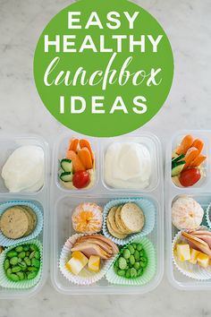 Easy, Healthy Lunchbox Ideas | A Mom's Back-To-School Resource | Twin Cities Moms Blog