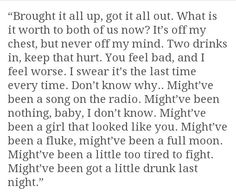 Drunk last night - eli young band