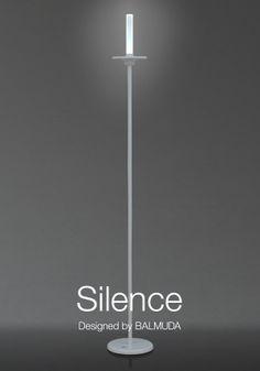 BALMUDA Silence   夜をもう少し、暗くするために。