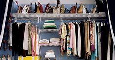 Turn your dream closet goals in to reality with these super easy and affordable steps!