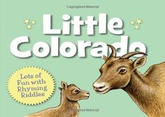 From Amazon: State birds, flowers, trees, and animals brought to board book form for the youngest book lovers. Toddlers will delight in these books filled with rhyming riddles framed by brightly painted clues, introducing elements that make each state so special.
