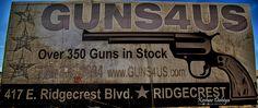 Billboard GUNS by keshavdahiya, via Flickr