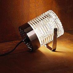 Les Ateliers Courbet Saint-Louis Crystal Plein Phare Lamp