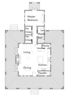 So when you are ready for the cottage house plans to make your dream home come to us. Whether you want small cottage house plans ranch style english stone or beach cottage home plans house plans and more has the . Small Cottage House Plans, Coastal House Plans, Small Cottage Homes, Ranch House Plans, Coastal Cottage, Small House Plans, House Floor Plans, Cottage Chic, French Cottage