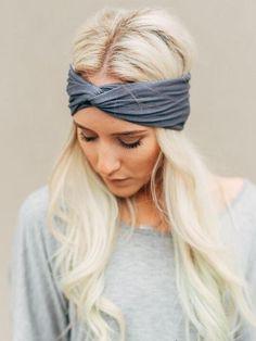 Choose Your Shade 3cm Wide Headband With Teeth