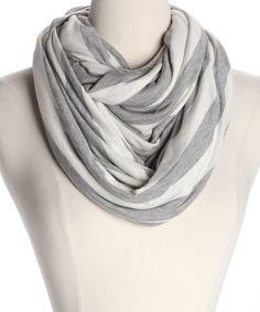 I'm normally not much of a scarf person, but I think I need to get one of these circle scarves!!!