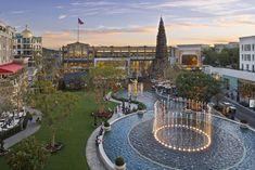 The Americana, Glendale, California :)
