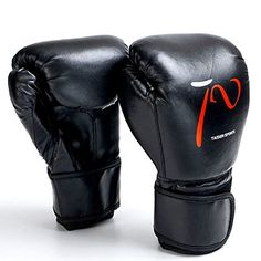 ActWing Half Finger Taekwondo,Boxing and Sparring Training Gloves