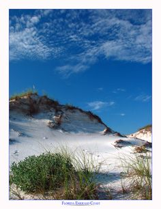 The Emerald Coast refers to the coastal area of northwest Florida stretching from Pensacola to Panama City.  Emerald Coast by ~cravingfordesign