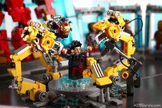 Les excellentes créations LEGO de KOS brick