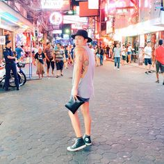 Walking Street #nightout #ojogoaround #ojophoto #pattaya