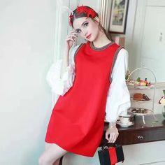 💔Двойное платье коктейльное в стиле шанель! Материал хлопок. Размеры S M L Цена 5999 руб
