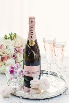 ♔ Pink Champagne~yes please!