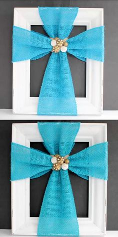 Cross Decor with Burlap - - Cross Decor with Burlap Burlap Crafts, Decor, and Ideas Grab your burlap and add it to a frame for a cross that will look great in your home decor! Diy Craft Projects, Fun Diy Crafts, Home Crafts, Craft Ideas, Decor Crafts, Burlap Projects, Wreath Crafts, Diy Crafts Videos, Creative Crafts