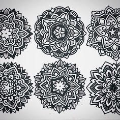 #tattooart #mandala #dotwork #blackwork #tabuns #alextabuns | Use Instagram online! Websta is the Best Instagram Web Viewer!
