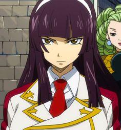 Kagura Mikazuchi Fairy Tail anime