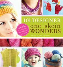 101 Designer One-Skein Wondersis a delightfulcollection of knitting patterns that each use just a single skein of yarn -- perfect for all those leftover skeins you have tucked away! The…  read more at Kobo.
