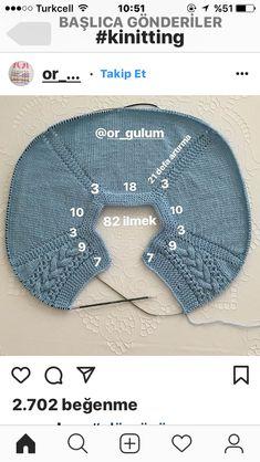 Knitting patterns, knitting designs, knitting for beginners. Cast On Knitting, Knitting Videos, Knitting For Beginners, Hand Knitting, Baby Booties Knitting Pattern, Baby Boy Knitting Patterns, Knitting Designs, Woolen Craft, Baby Pullover